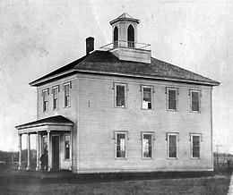 Whitman Seminary Building