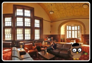 Shannon Room, Bowdoin College